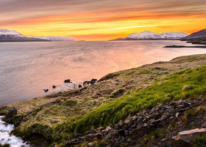 Eyjafjörður, north Iceland