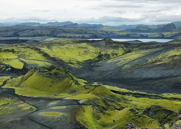 Lakigígur, south Iceland