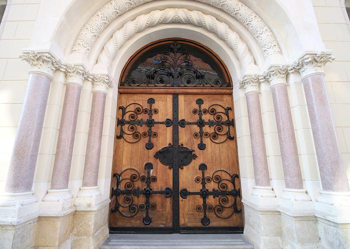 Saint Cyril and Methodius Church, Zagreb