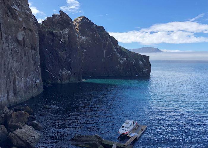 Drangey Island