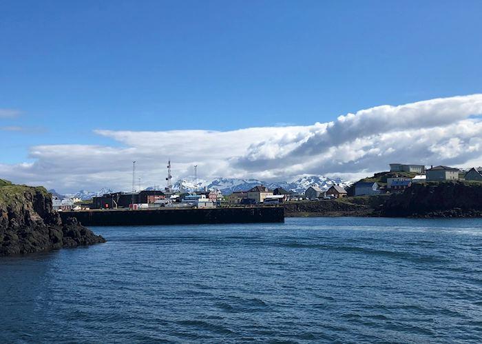 Viking Sushi boat tour