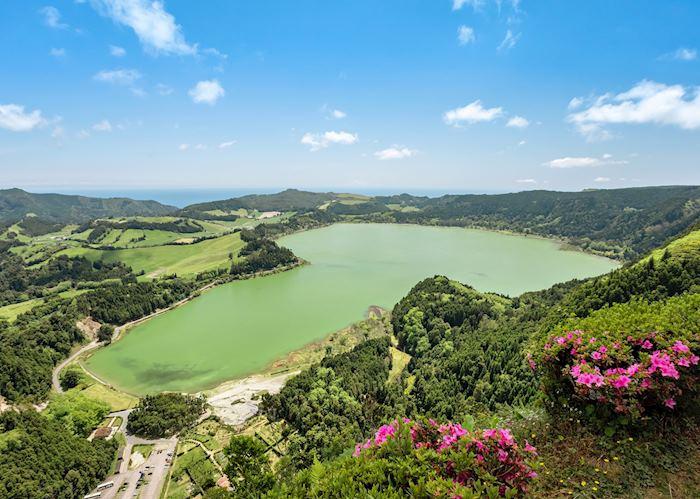 Furnas Lagoon, São Miguel