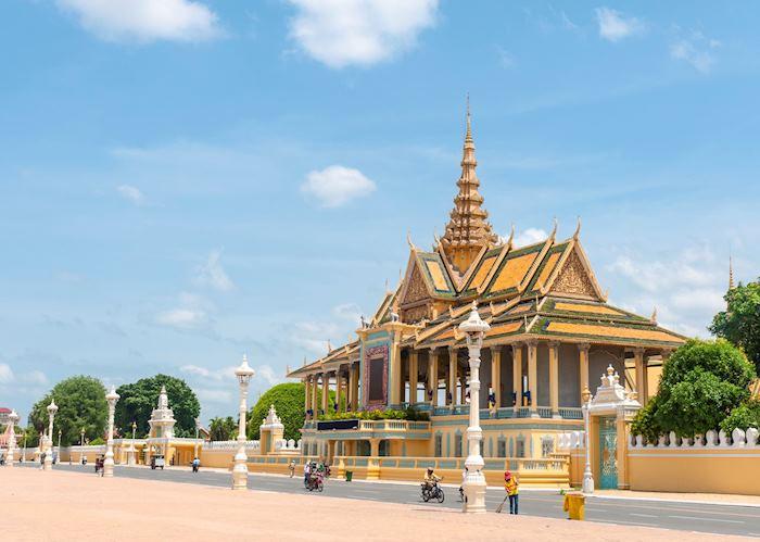 The Silver Pagoda, Phnom Penh