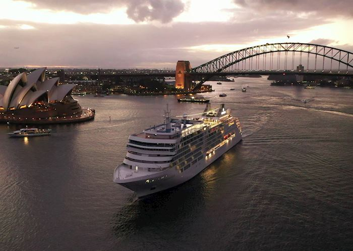 Silver Muse in Sydney Australia