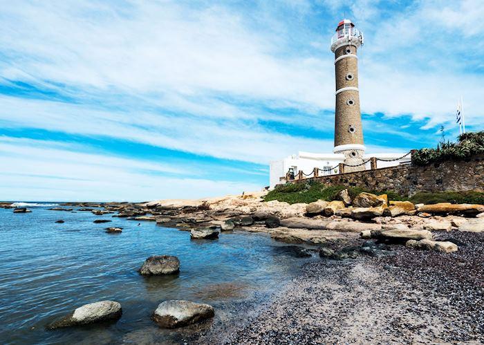 Lighthouse, Jose Ignacio, Uruguay