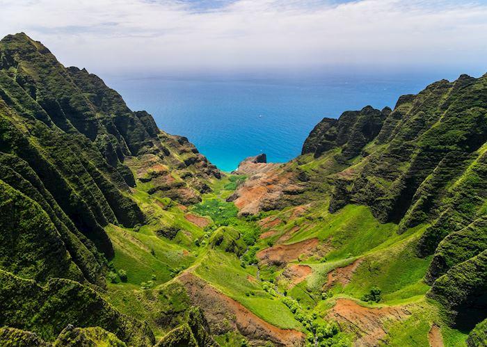 Kauai landsapcec
