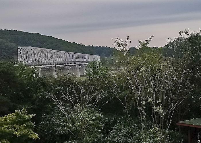 Freedom Bridge at the DMZ