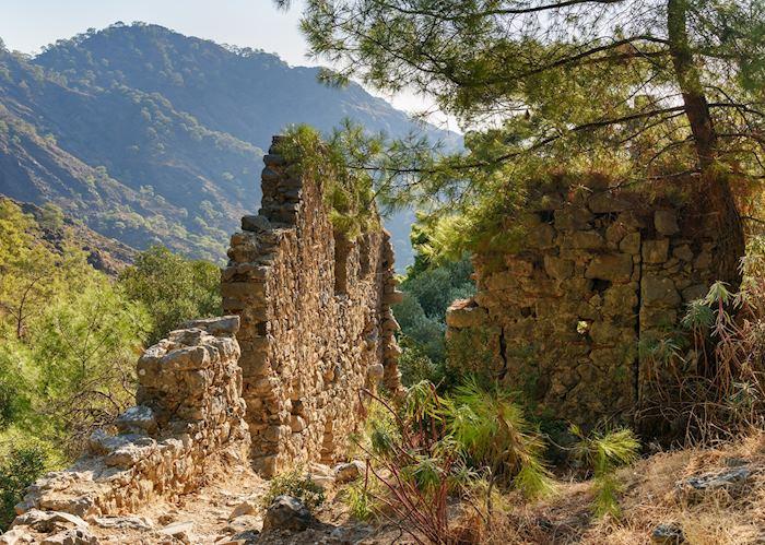 Chimaera Mount, Çirali