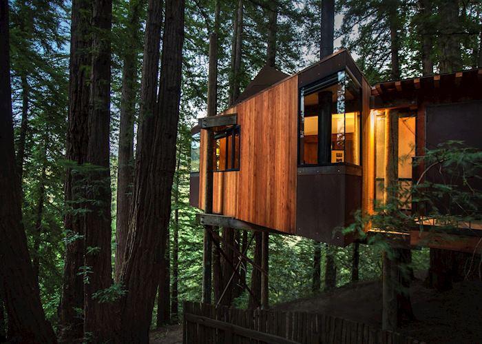 Post Ranch Inn - Tree House