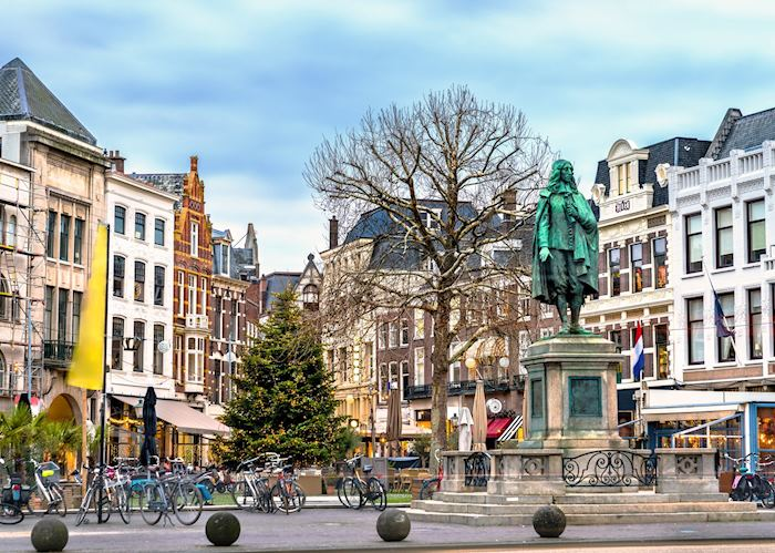 Plaats Square, The Hague