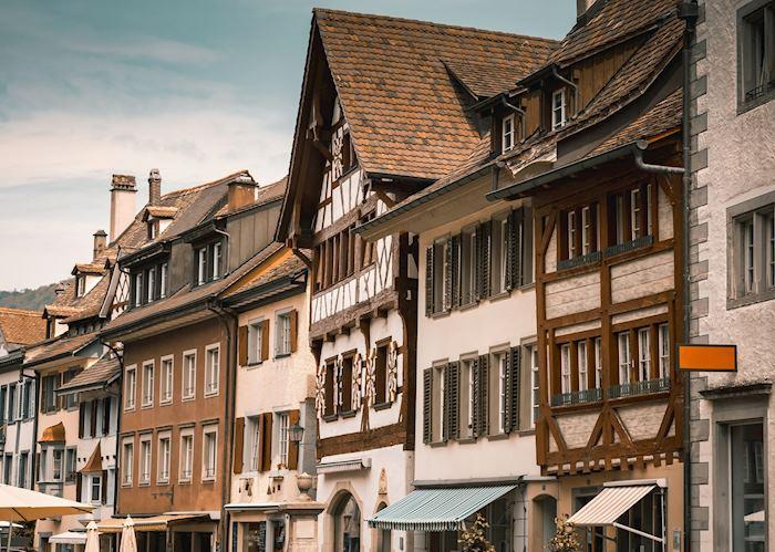 Stein am Rhein , Zurich