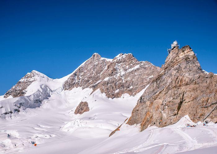 Jungfraujoch - Top of Europe