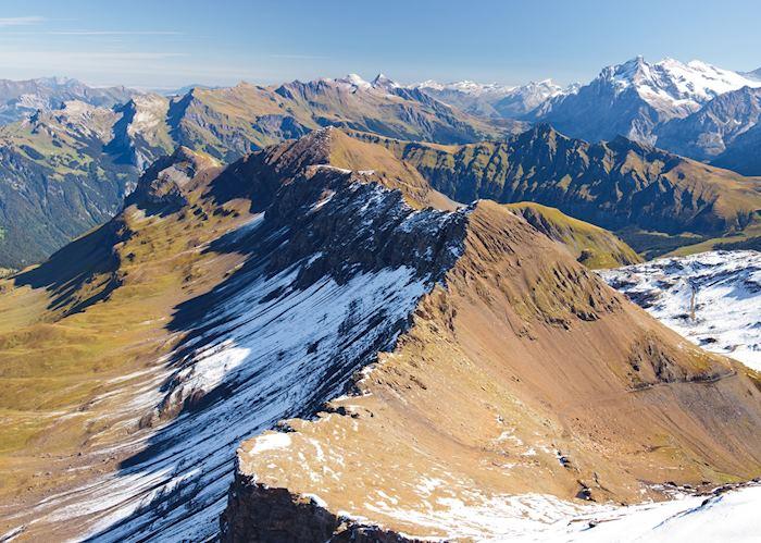 Schilthorn Mountains
