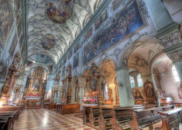 Saint Peter's Abbey, Salzburg