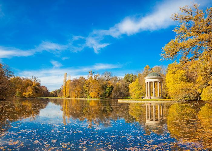 Park of Nymphenburg Palace
