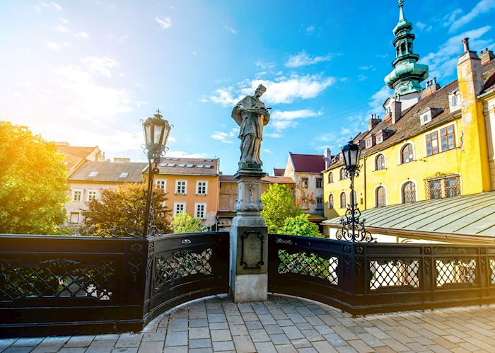 Statue of Saint John of Nepomuk, Bratislava