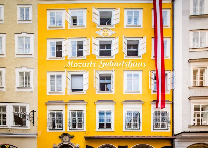 Mozart's Birthplace museum