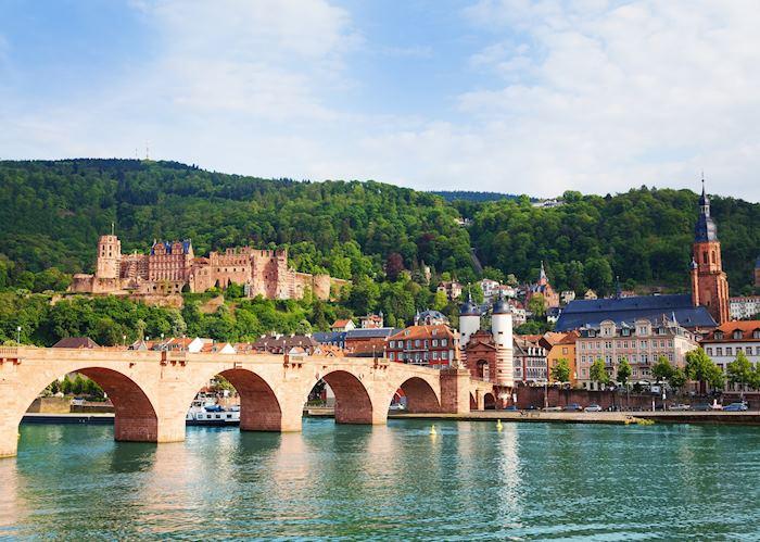 Alte Brucke Bridge, Heidelberg