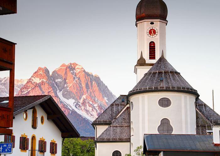 St. Martin church, Bavaria