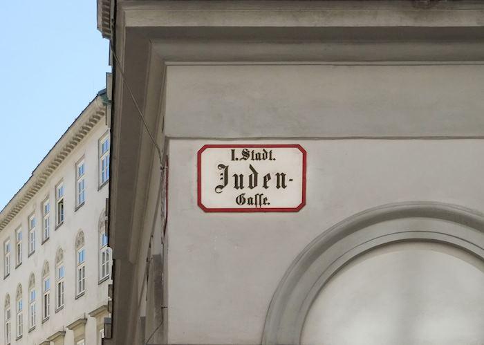 Juden Gasse, Vienna