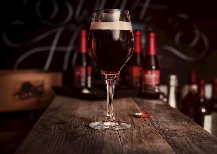 Belgian Trappist beer, Brussels