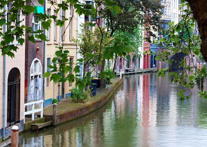 Oudegracht canal, Utrecht