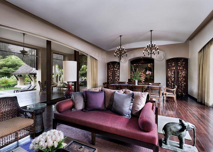 Villa at Four Seasons