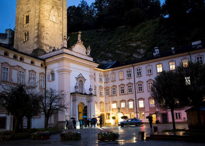 Saint Peter's Monastery