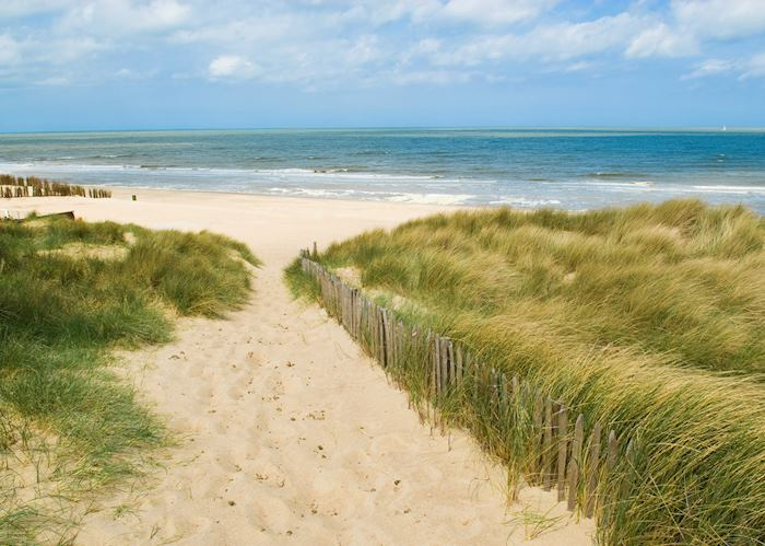 Beaches of Flanders, Belgium
