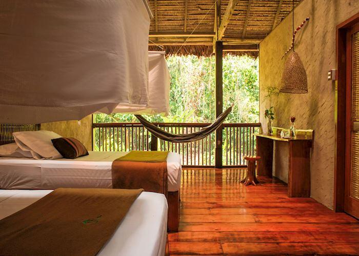 Comfort Room, Posada Amazonas