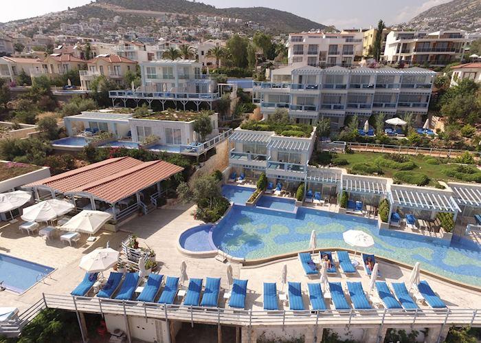 Asfiya Sea View Hotel, Kalkan