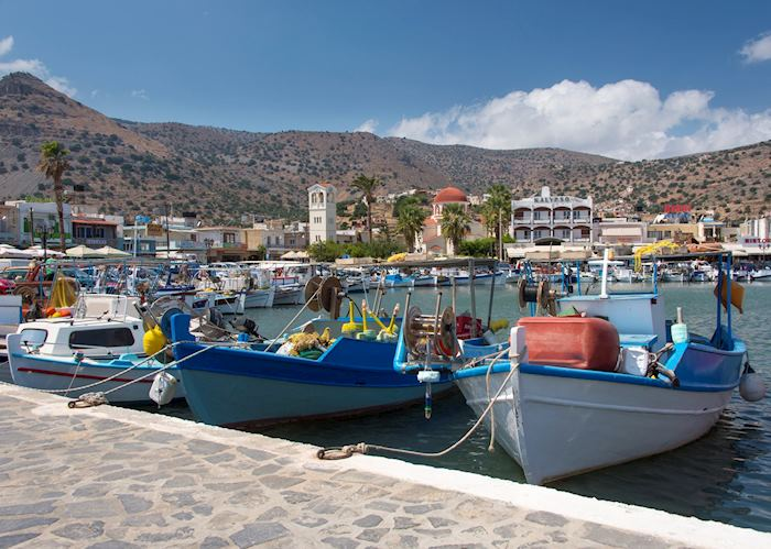 Elouda, Crete
