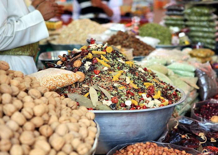 Middle East Food Pilgrimage, Dubai