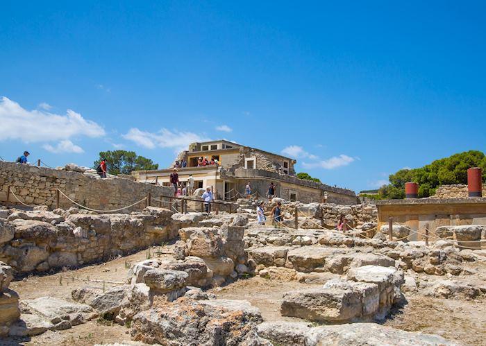 Palace of Knossos, near Heraklion
