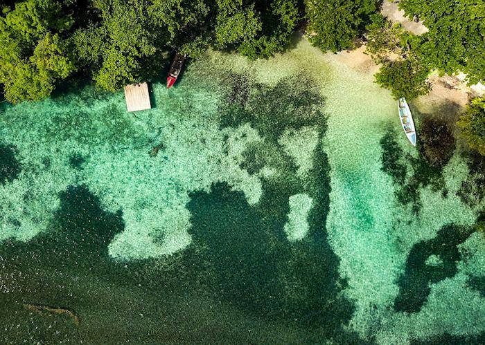 Frenchman's cove, Port Antonio