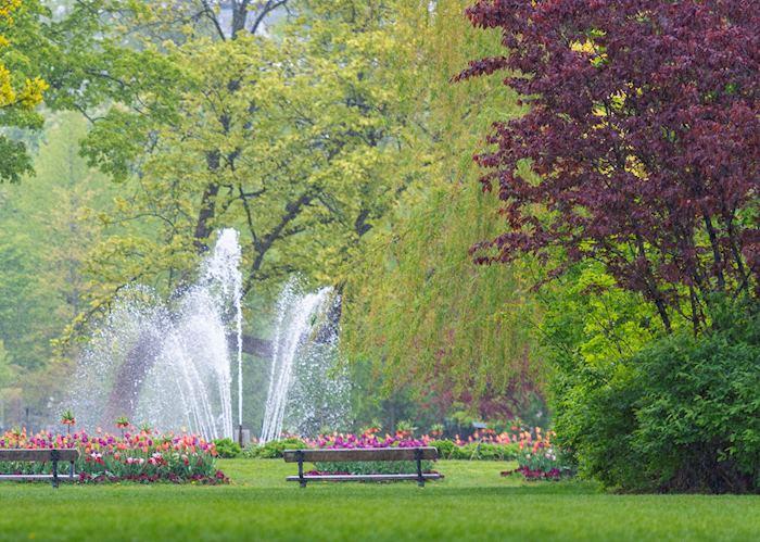 Park in Gothenburg