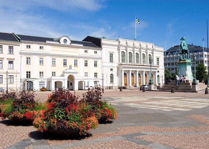 Gustav Adolf Square, Gothenburg