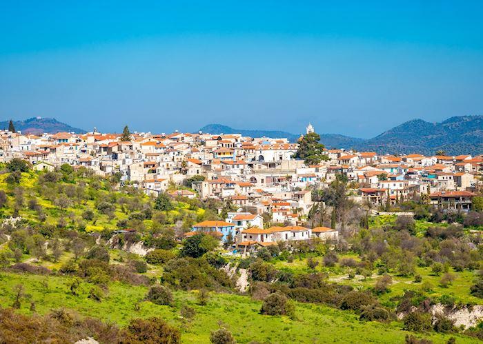 Lefkara village, Cyprus