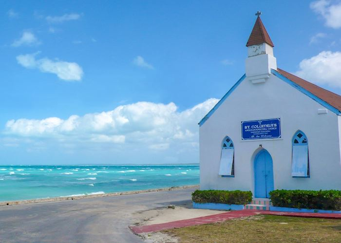Church on Eleuthera