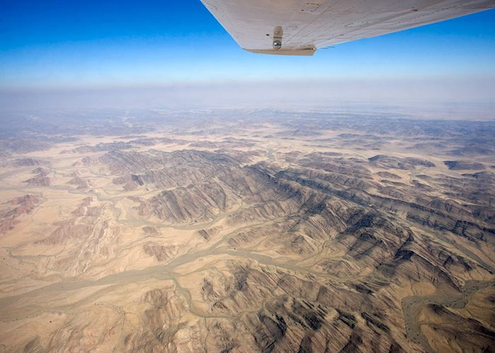 Skeleton Coast scenic flight