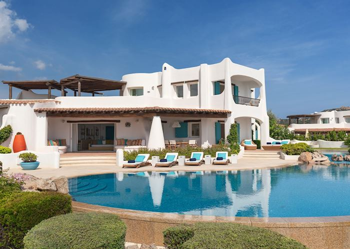 Villa Smeralda, Hotel Romazzino, a Luxury Collection Hotel