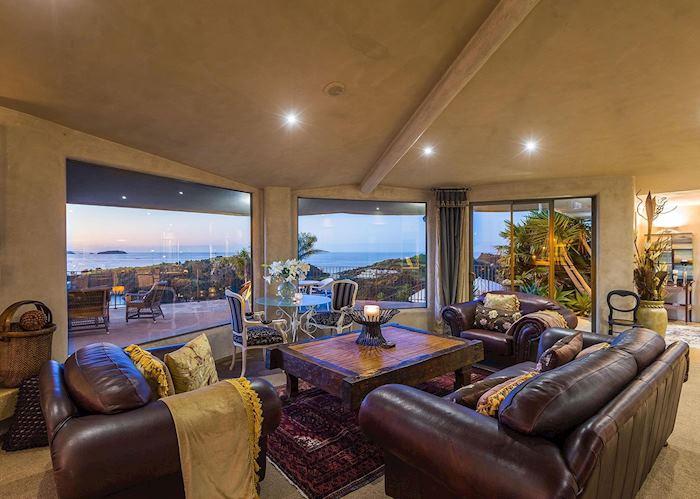 Lounge at Delamore Lodge