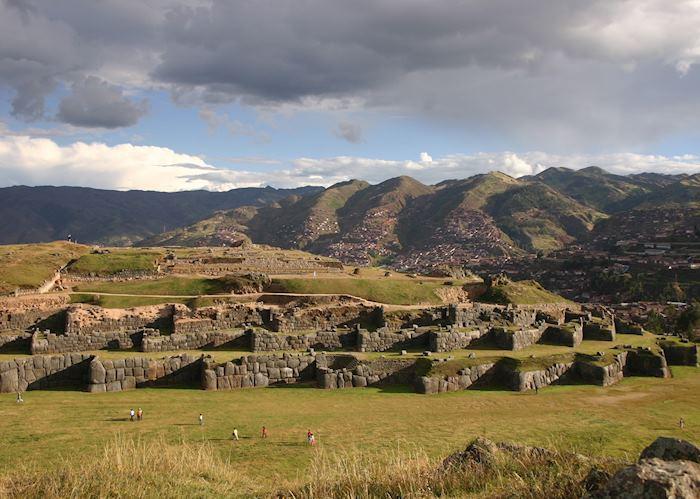 Sacsayhuaman, near Cuzco, Peru