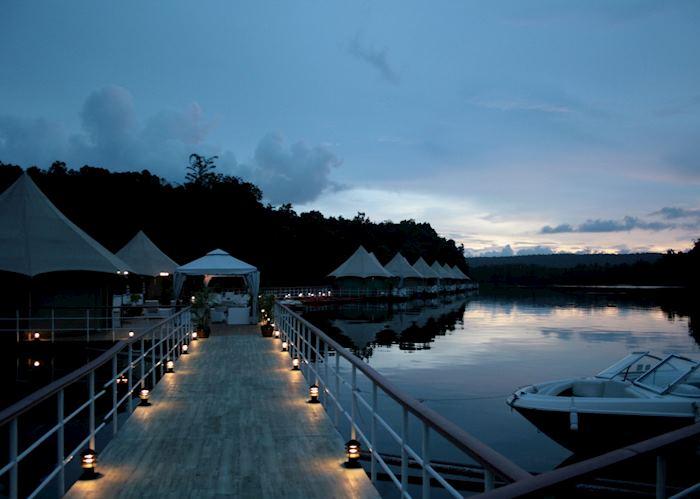 4 Rivers Floating Eco-Lodge, Koh Kong