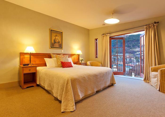 Deluxe room, Browns Boutique Hotel, Queenstown