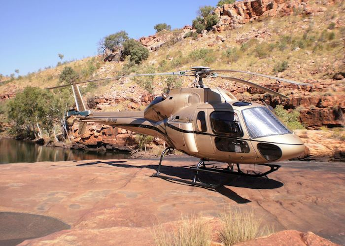 Your transport awaits, The Kimberley
