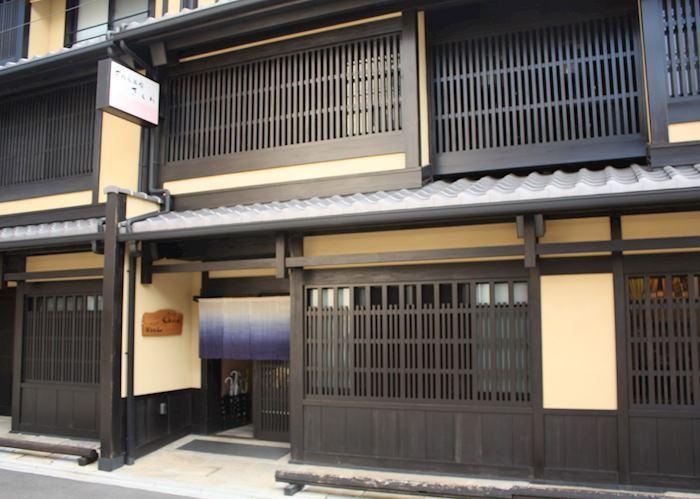 Sakura Ryokan, Kyoto