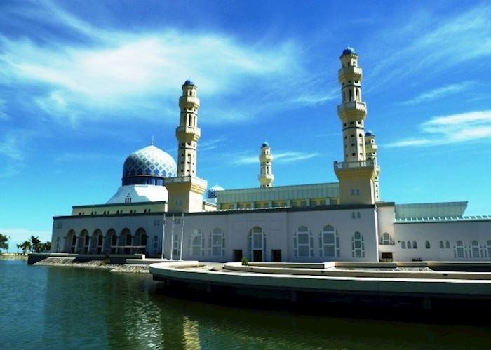 City Mosque, Kota Kinabalu, Malaysian Borneo