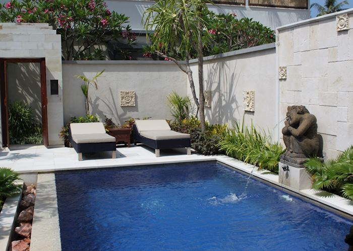 Superior pool villa, Puri Mas, Senggigi