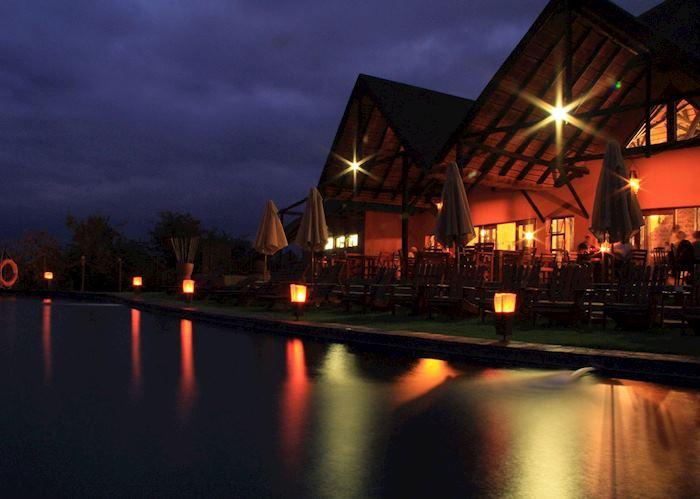 Opuwo Country Hotel, Kaokoland